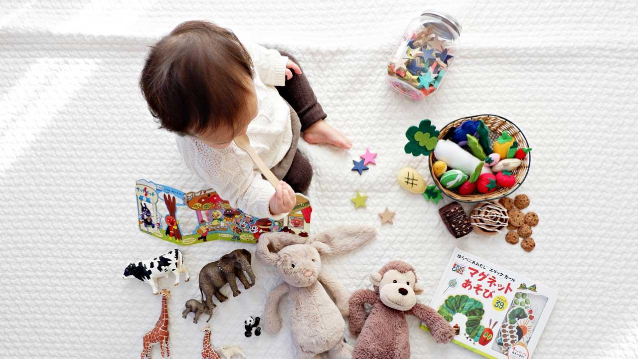 子どものおもちゃは片付け過ぎない?